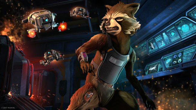 Telltales Guardians of the Galaxy episode to kommer i juni
