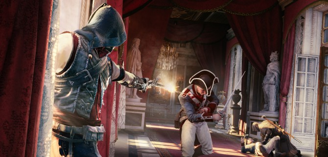 Assassin's Creed: Unity utsatt