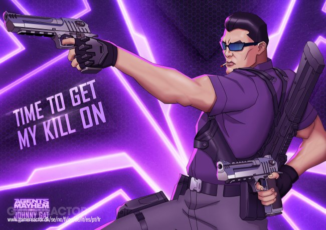 En siste kikk på Agents of Mayhem