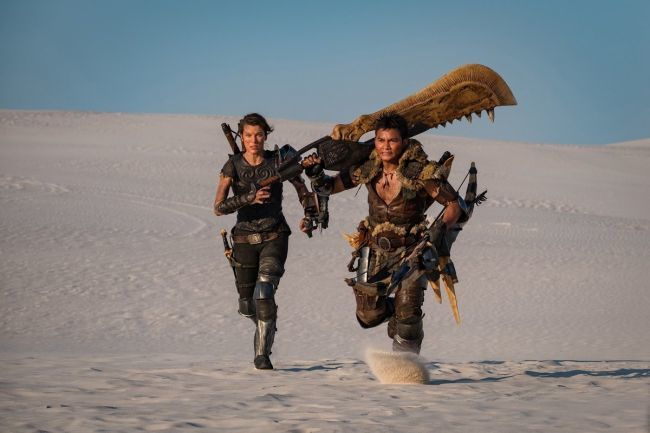 Monster Hunter-filmen utsatt til april