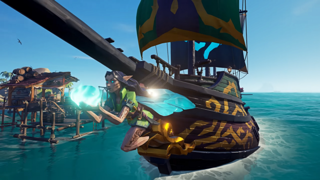 Sea of Thieves er på toppen av sommerens Steam-hitliste