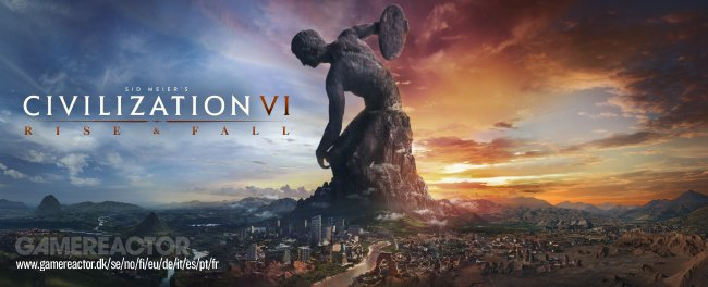 Civilization VI: Rise And Fall vist frem i ny trailer