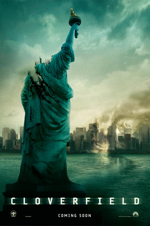 Er God Particle den tredje Cloverfield-filmen?
