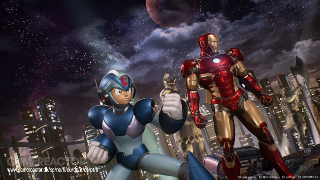 Marvel vs. Capcom: Infinite-trailer røper lanseringsdatoen