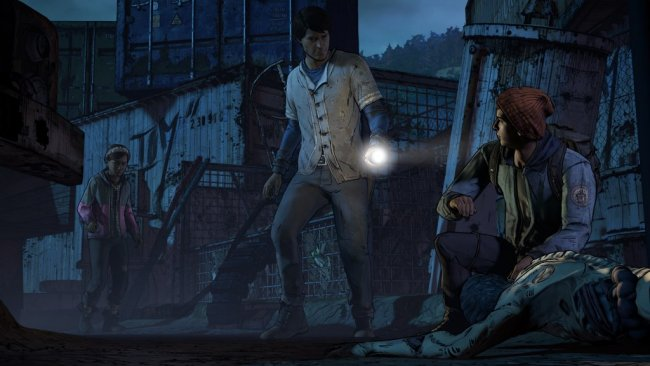 Har The Walking Dead - A New Frontier fått dato?