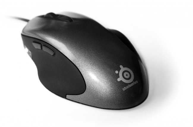 SteelSeries Ikari Optisk Mus