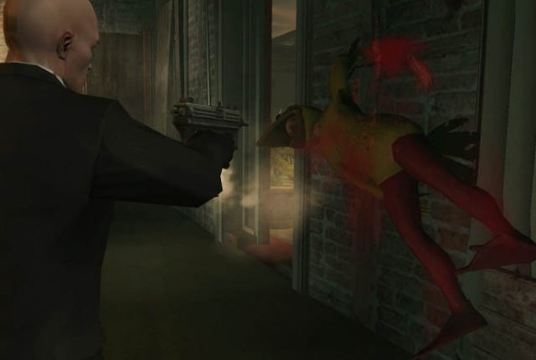 Hitman: Blood Money