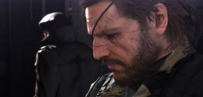 Lekre bilder fra Metal Gear Solid V: The Phantom Pain