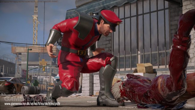 Street Fighter kommer til Dead Rising 4