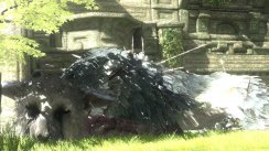 Bilder fra The Last Guardian