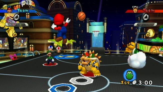 Mario Sports Mix