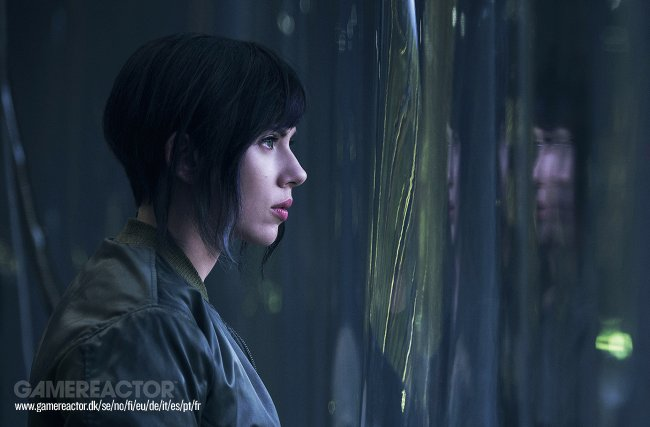 Se de første fem minuttene av Ghost in the Shell