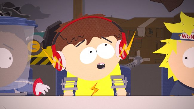 South Park: The Fractured but Whole-trailer feirer gull