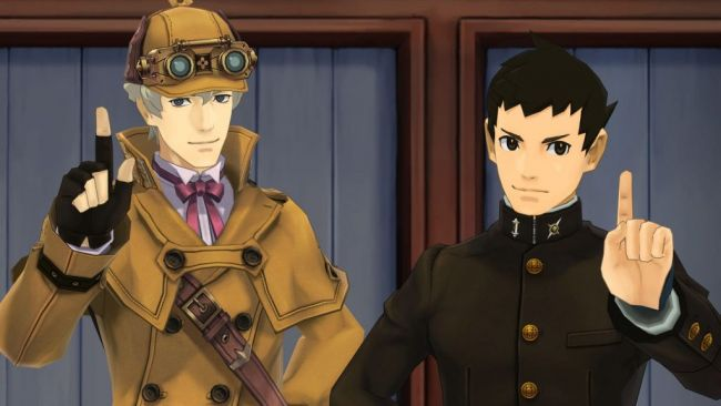 The Great Ace Attorney Chronicles avduket for PC, PS4 og Switch