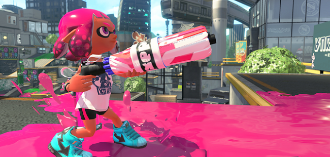 Splatoon 2 er det bestselgende Switch-spillet i Japan