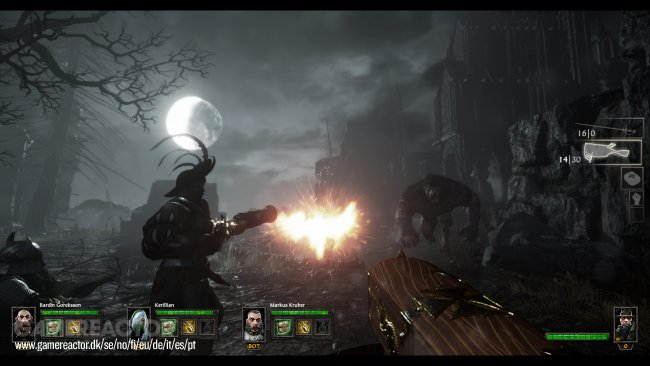 To timer med Warhammer: Vermintide - Drachenfels