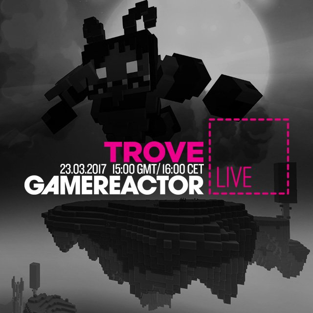 GR Live tester MMO-et Trove