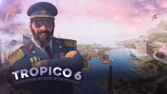 Tropico 6 inntar Nintendo Switch i november