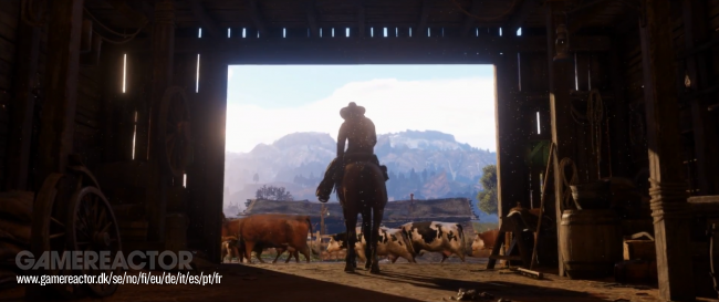 Red Dead Redemption 2 får Photo Mode og mer historie på PS4