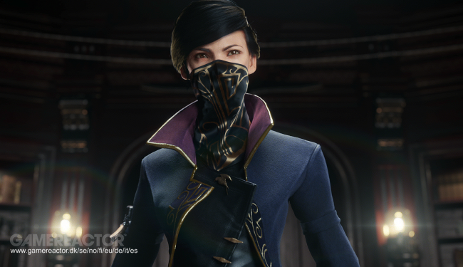 Dishonored 2 slippes i november!