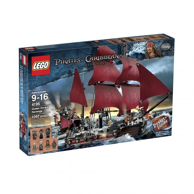 Bilder p Lego Pirates of the Caribbean