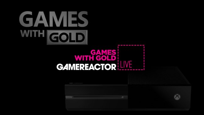 Klokken 16 på GR Live: Games With Gold