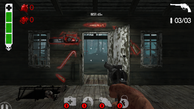 Evil Dead: Endless Nightmare er ute på iOS