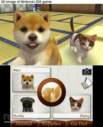 Nintendogs + Cats Anmeldelse - Gamereactor Norge