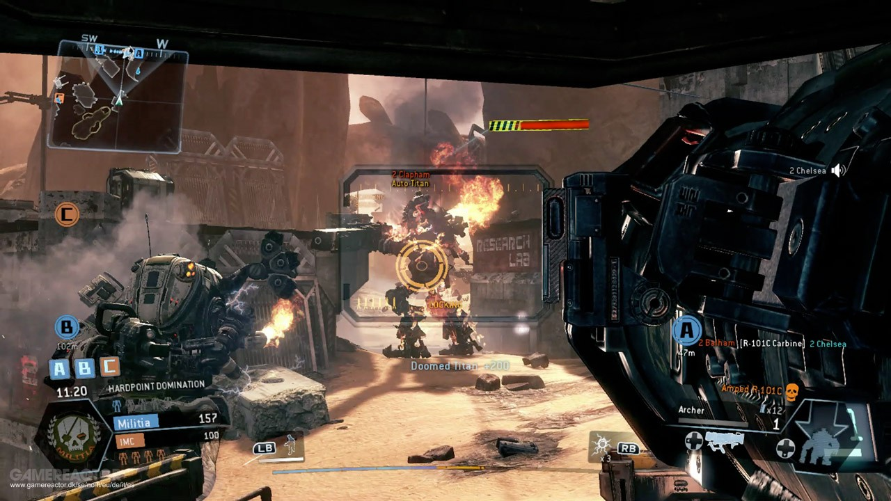 titanfall forbedret matchmaking beta som for tiden er dating Noel Kahn PLL