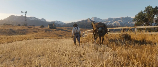Red Dead Redemption 2-traileren under lupen