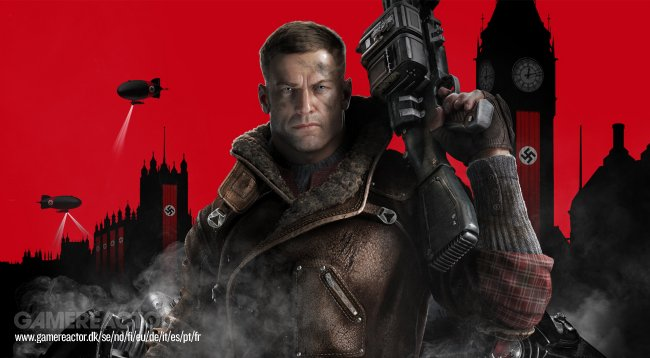 Wolfenstein II: The New Colossus blir Xbox Play Anywhere-spill