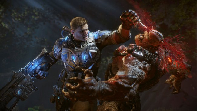 Gears of War 4  blir et par hakk hvassere på PC