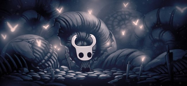 Tiårets spill: Hollow Knight