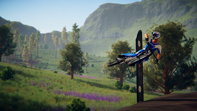 Descenders annonsert til PlayStation 4 og Switch