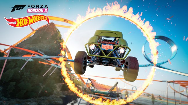 Forza Horizon 3 får Hot Wheels-utvidelse i mai
