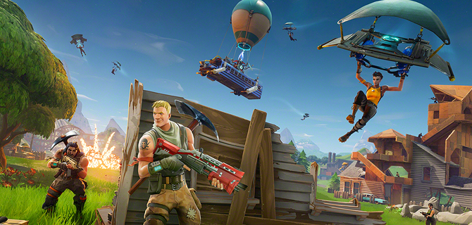 Fortnite: Battle Royale kommer til Android og iOS