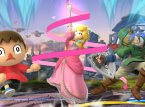 Peach kommer til Super Smash Bros 4