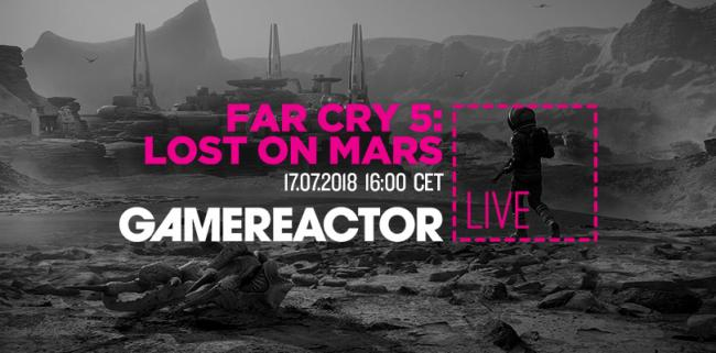 Klokken 16 på GR Live: Far Cry 5s  Lost on Mars-utvidelse