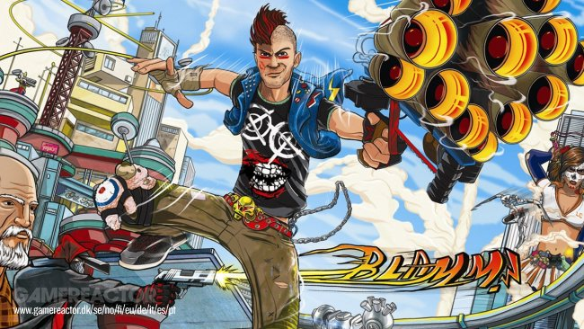 Sunset Overdrive lanseres på PC i morgen