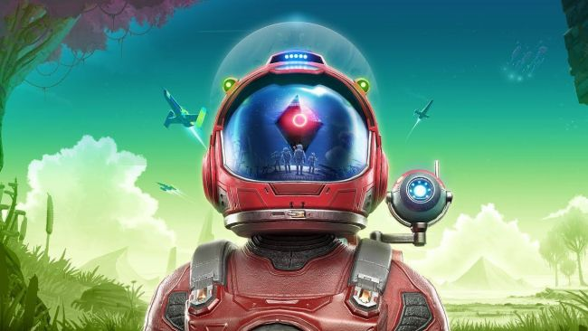 No Man's Sky vist frem på PlayStation 5 og Xbox Series