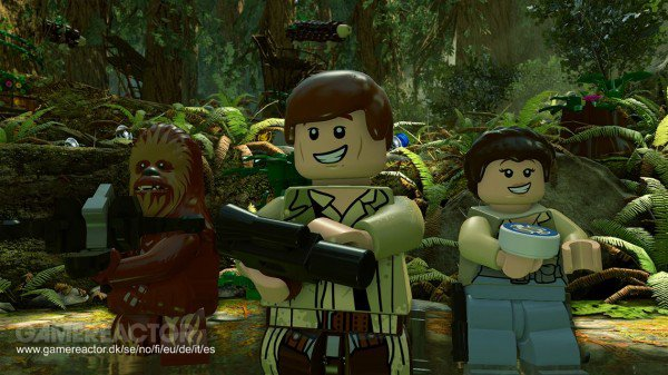 Ny trailer fra Lego Star Wars: The Force Awakens