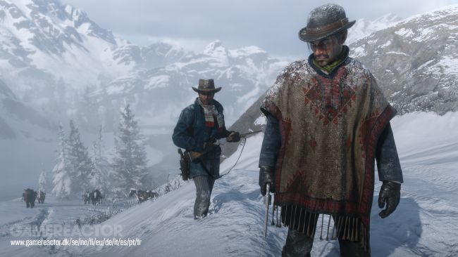 Red Dead Redemption 2 er nydelig i PC-trailer