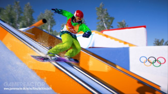 Prøv Steep: Road to the Olympics gratis