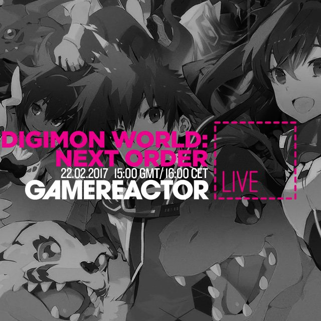 GR Live spiller Digimon World: Next Order