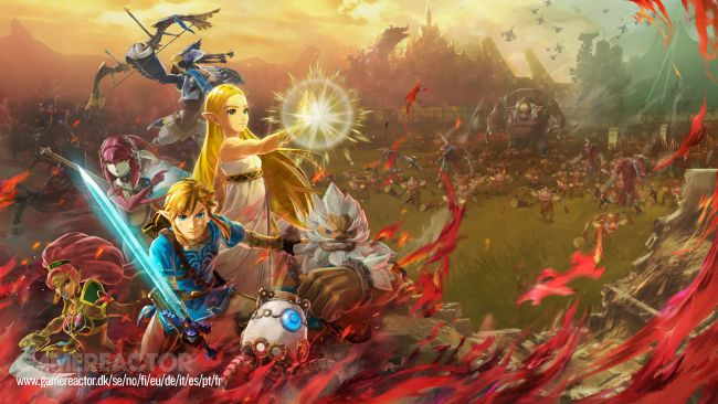 Hyrule Warriors: Age of Calamity viser masse mer i ny trailer