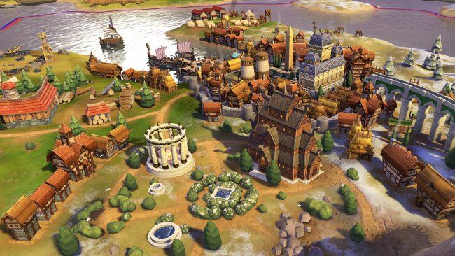 Tyvstart: Civilization VI