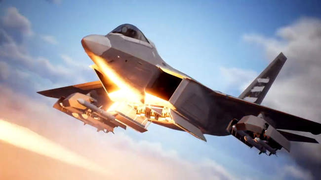 Ace Combat 7 setter ny rekord for serien