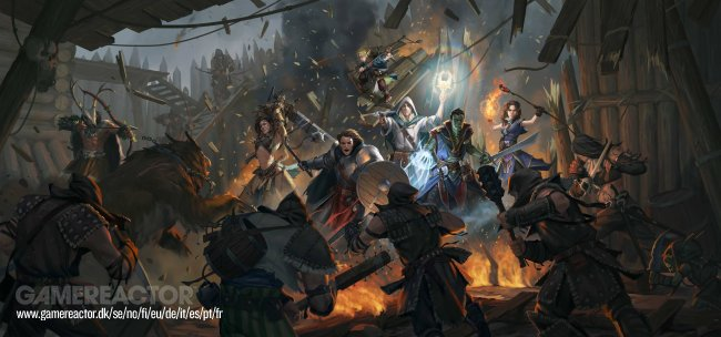 Pathfinder: Kingmaker finner stien til PC i september