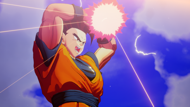 Dragon Ball Z: Kakarot skyver Call of Duty ned fra salgstoppen