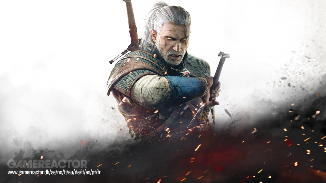 The Witcher 3: Wild Hunt inntar Nintendo Switch i oktober